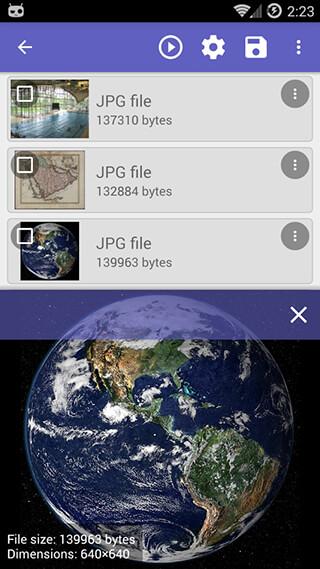 DiskDigger Photo Recovery скриншот 4