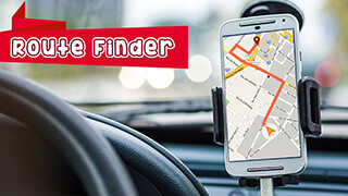 GPS Route Finder: GPS Maps Navigation and Directions скриншот 1