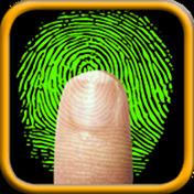 Fingerprint Pattern App Lock иконка