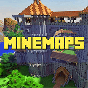 Maps for Minecraft PE MineMaps иконка