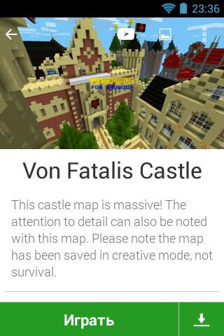 Maps for Minecraft PE MineMaps скриншот 4