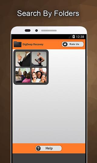 DigDeep Image Recovery скриншот 1