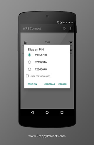 WPS Connect скриншот 4