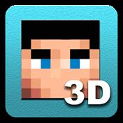 Skin Editor 3D for Minecraft иконка