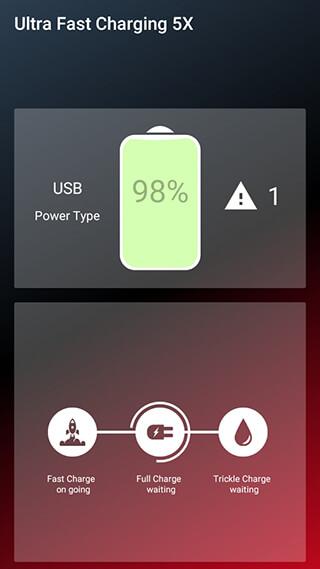 Ultra Fast Charging 5X скриншот 4