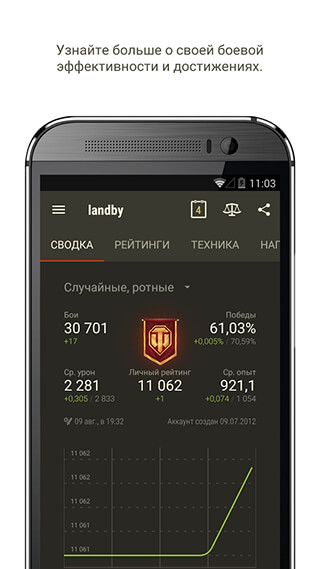 World of Tanks Assistant скриншот 3