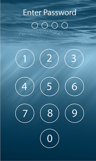 Lock Screen Password скриншот 3