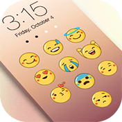 AppLock and Emoji Lock Screen