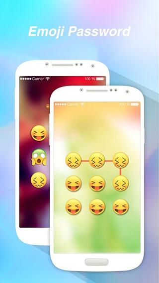 AppLock and Emoji Lock Screen скриншот 2