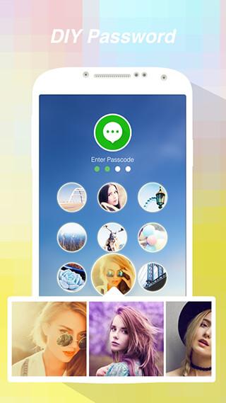 AppLock and Emoji Lock Screen скриншот 4