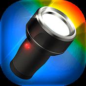 Цветной фонарик: HD LED свет (Color Flashlight)