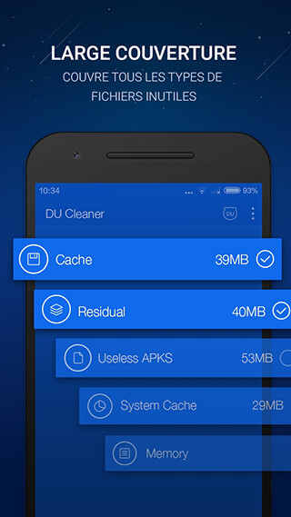 DU Cleaner: Memory Cleaner and Clean Phone Cache скриншот 2