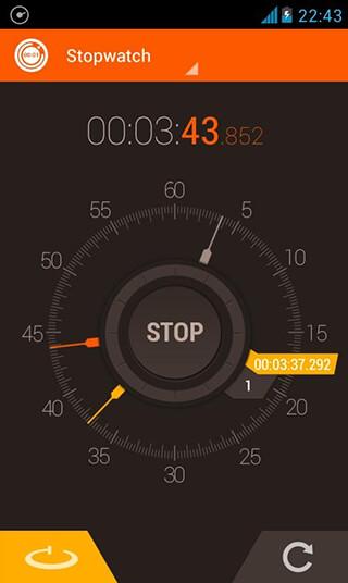 Stopwatch Timer скриншот 1