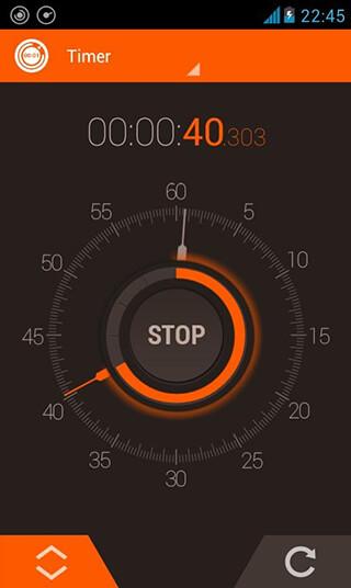 Stopwatch Timer скриншот 3