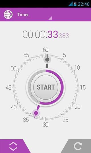 Stopwatch Timer скриншот 4