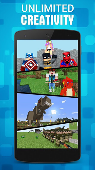 Mods and Addons for Minecraft PE скриншот 2