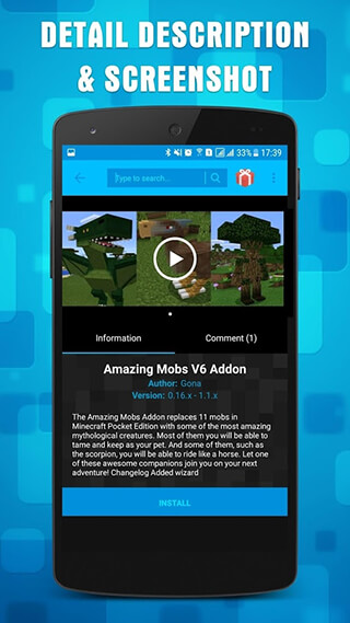 Mods and Addons for Minecraft PE скриншот 3