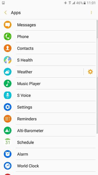 Samsung Gear скриншот 4