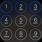 lphone Screen Lock