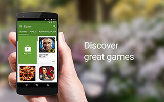 Google Play Games скриншот 3