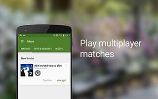 Google Play Games скриншот 4