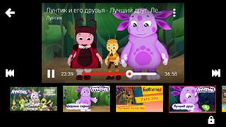 YouTube Kids скриншот 2