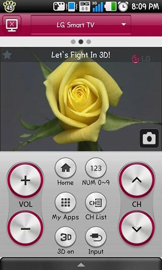 LG TV Remote скриншот 1