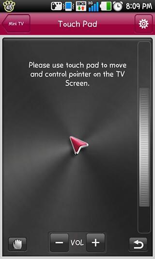 LG TV Remote скриншот 2