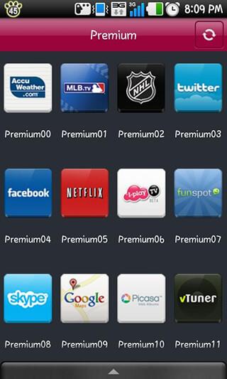 LG TV Remote скриншот 4