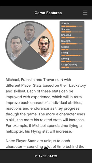 Grand Theft Auto V: The Manual скриншот 3