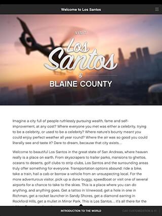 Grand Theft Auto V: The Manual скриншот 4
