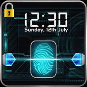 Fingerprint Lock Screen Prank иконка