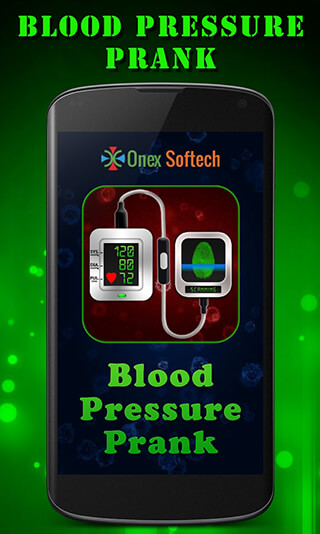 Finger Blood Pressure Prank скриншот 1