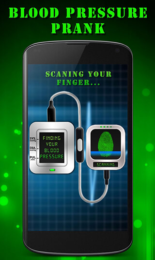 Finger Blood Pressure Prank скриншот 3