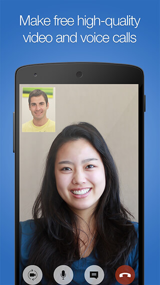imo: Free Video Calls and Chat скриншот 1