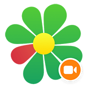 ICQ Video Calls and Chat иконка