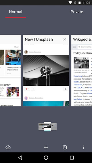 Opera Browser: Latest News скриншот 4