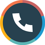 Contacts, Phone Dialer and Caller ID: Drupe иконка