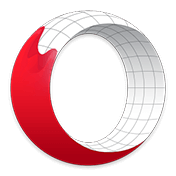 Opera Browser Beta иконка