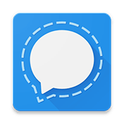 Signal Private Messenger иконка