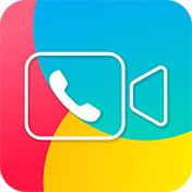 JusTalk: Free Video Calls and Fun Video Chat App иконка