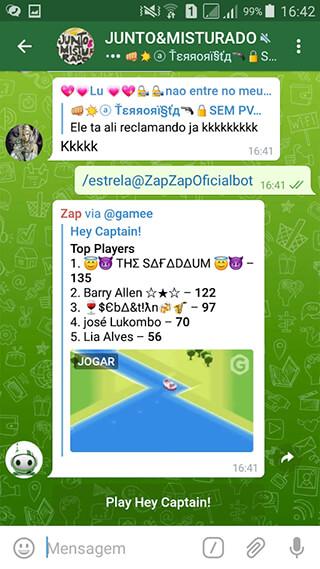 ZapZap Messenger скриншот 3