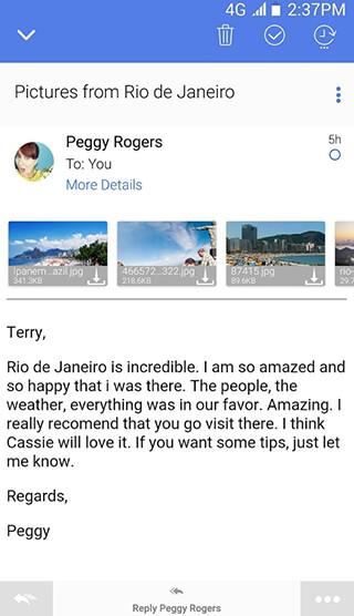 Email TypeApp: Best Mail App скриншот 3