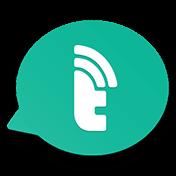 Talkray: Free Calls and Texts иконка