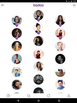 Badoo: Free Chat and Dating App скриншот 2
