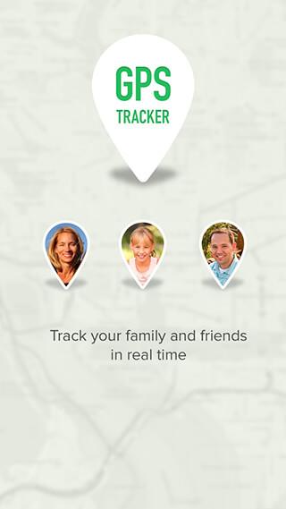 GPS Phone Tracker скриншот 1