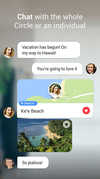 Find My Friends скриншот 3