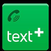 textPlus: Free Text and Calls иконка