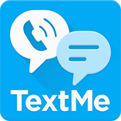 Text Me: Free Texting and Calls иконка