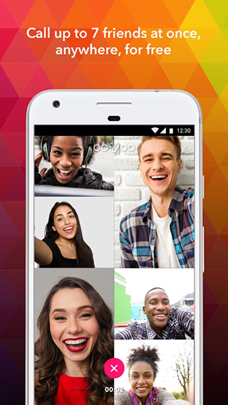 ooVoo Video Calls, Messaging and Stories скриншот 1